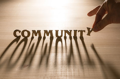 Co-op Community